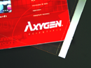 Axygem Ultra Clear Sealing Film