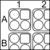 MRC 3 Well Plate Scheme