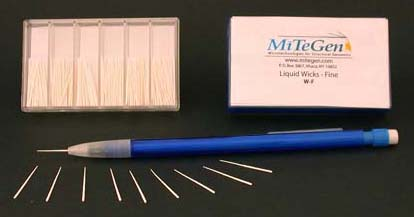 Mitegen Paper Wicks