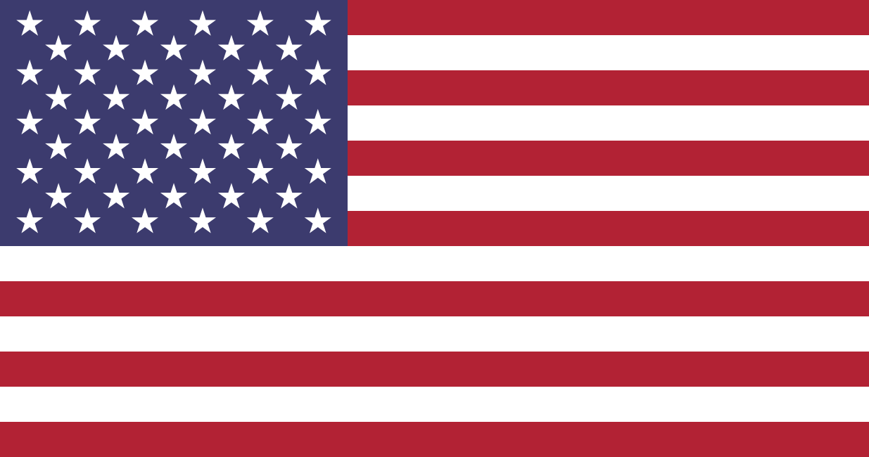 Flag United States - Crystallography Products