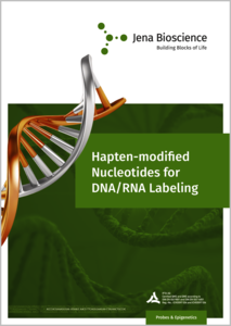 Preview Hapten-modified Nucleotides for DNA/RNA Labeling