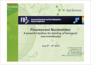 Preview Fluorescent Nucleotides: A powerful toolbox for labeling of biological macromolecules